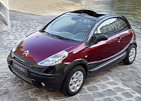 Citroen C3 Pluriel Charleston edition