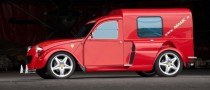 Citroen - Ferrari Love. Speedy Van Born
