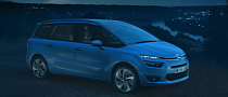 Citroen Grand C4 Picasso Goes Official [Video]