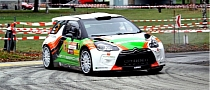 Citroen Launches DS3 RRC Rally Car