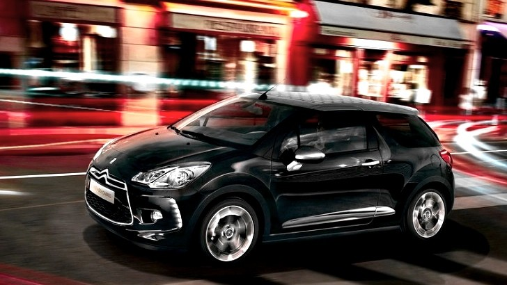 Citroen Officially Reveals DS3 Cabrio [Photo Gallery]