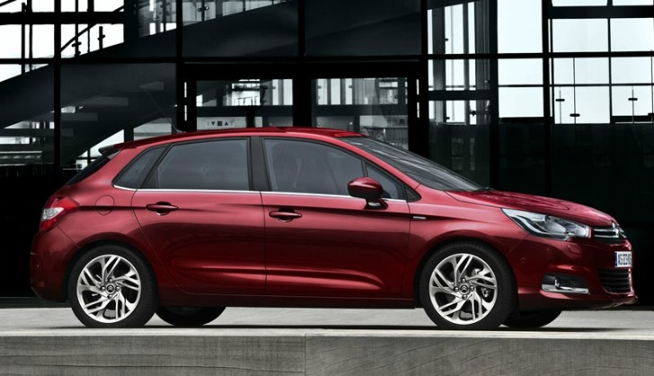 Citroen Planning Revised C-Line Models
