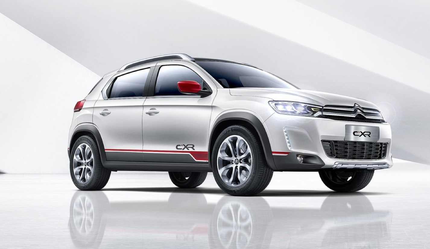 citroen readies small ds crossover with a 1 2 liter engine for china autoevolution. Black Bedroom Furniture Sets. Home Design Ideas
