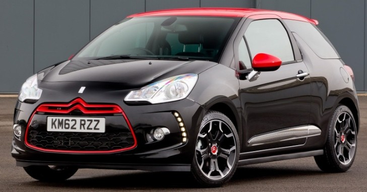Citroen Reveals DS3 Red Special Edition
