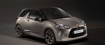 Citroen Reveals Matte-Colored DS3 World Paris Edition