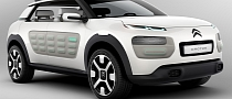 Citroen Reveals New Cactus Concept ahead of Frankfurt 2013 [Photo Gallery]