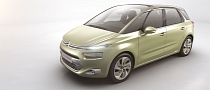 Citroen Technospace Concept Is the New C4 Picasso