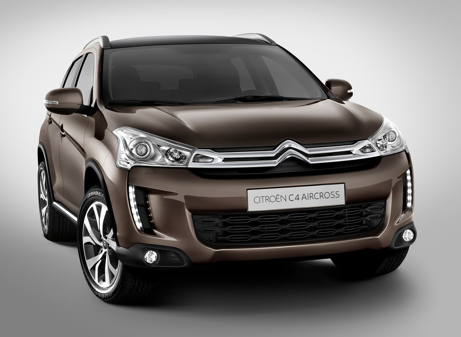 citroen unveils new c4 aircross autoevolution. Black Bedroom Furniture Sets. Home Design Ideas