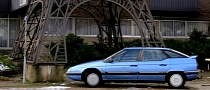 Citroen XM - The Last Proper Large French Car