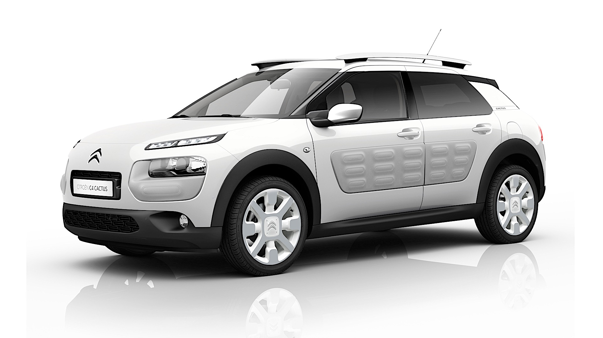 citroen c4 cactus gets special edition called w available only in the uk autoevolution. Black Bedroom Furniture Sets. Home Design Ideas