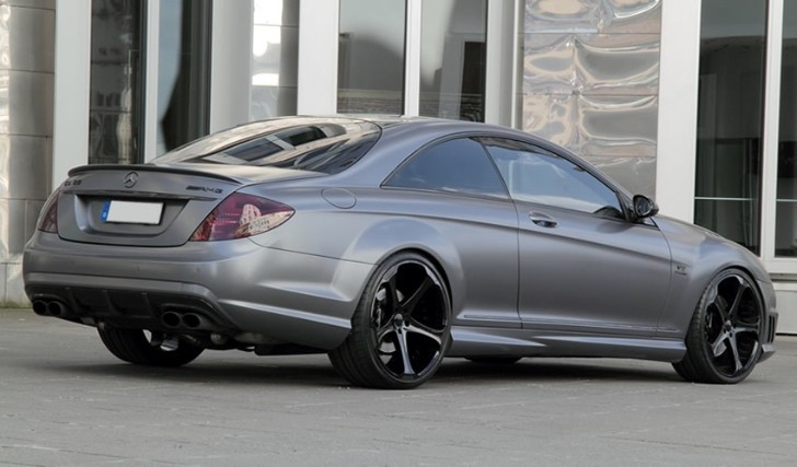 Cl 65 Amg Grey Stone Edition By Anderson Germany