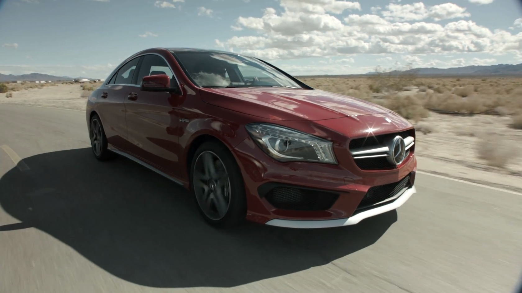 CLA 45 AMG Gets Lukewarm Review From Drive - Video