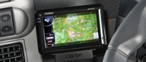 Clarion Updates the Cab Nav Portable Device