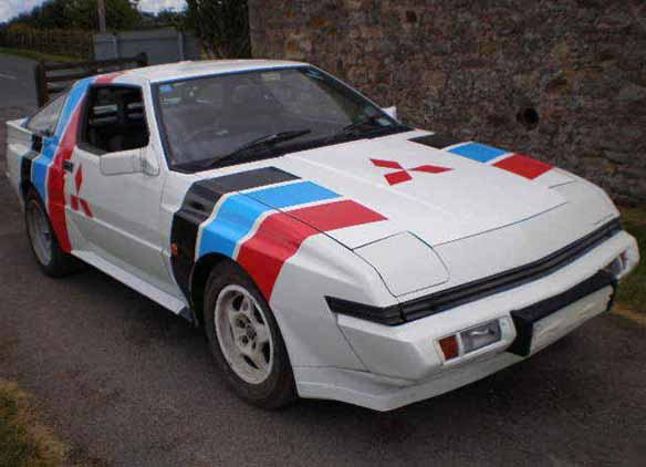 clarkson's ex-mitsubishi starion sold for just $4,050 - autoevolution