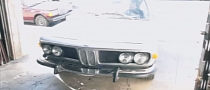 Classic BMW 3.0 CS Turned into 800 HP Electric Car [Video]