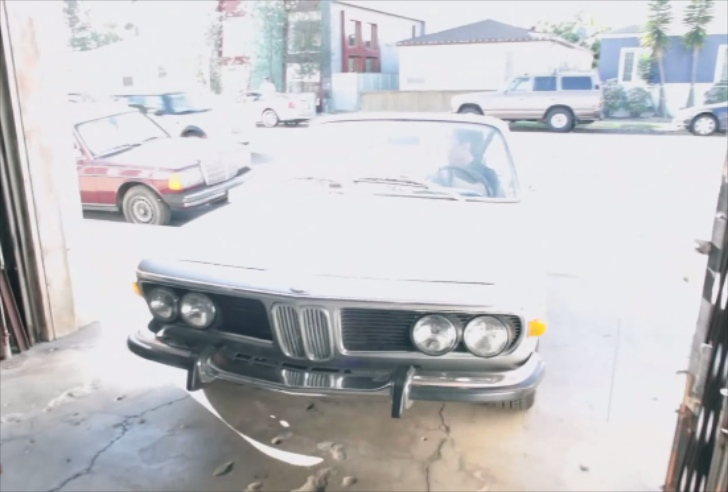 Classic Bmw 3 0 Cs Turned Into 800 Hp Electric Car Autoevolution