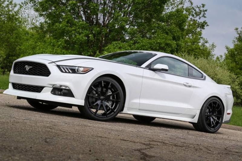 2015 Mustang Wheels >> Classic Design Concepts Reveal Their Outlaw Wheels For The 2005 2015
