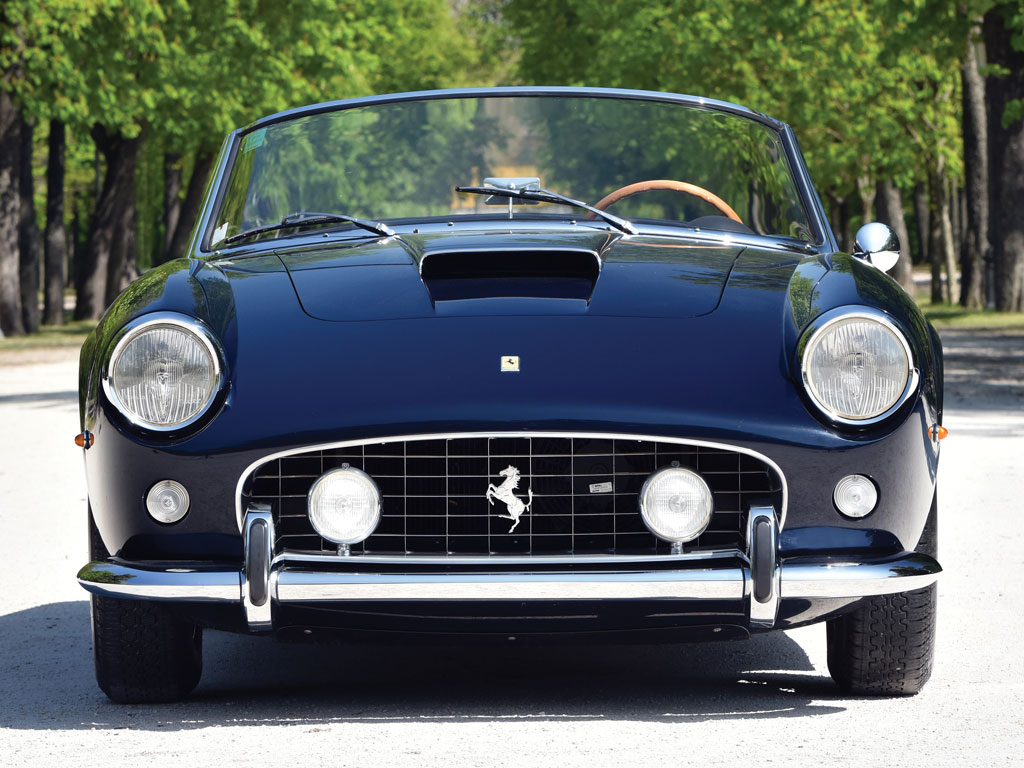 Classic Ferrari 250 Gt California Spyder Could Fetch Over 13 Million At Auction Autoevolution
