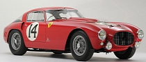 Classic Ferrari Racer Auctioned for $12.7 Million