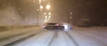 Classic Lada Estate Wreaks Havoc on Highway [Video]