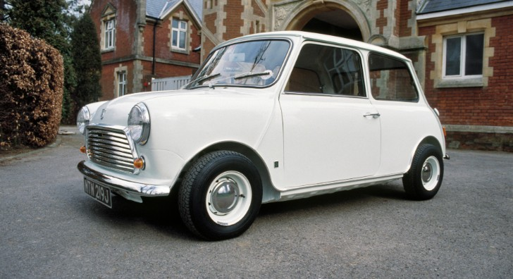 "Classic MINI Proposed for ""Great British Innovation"" Title"