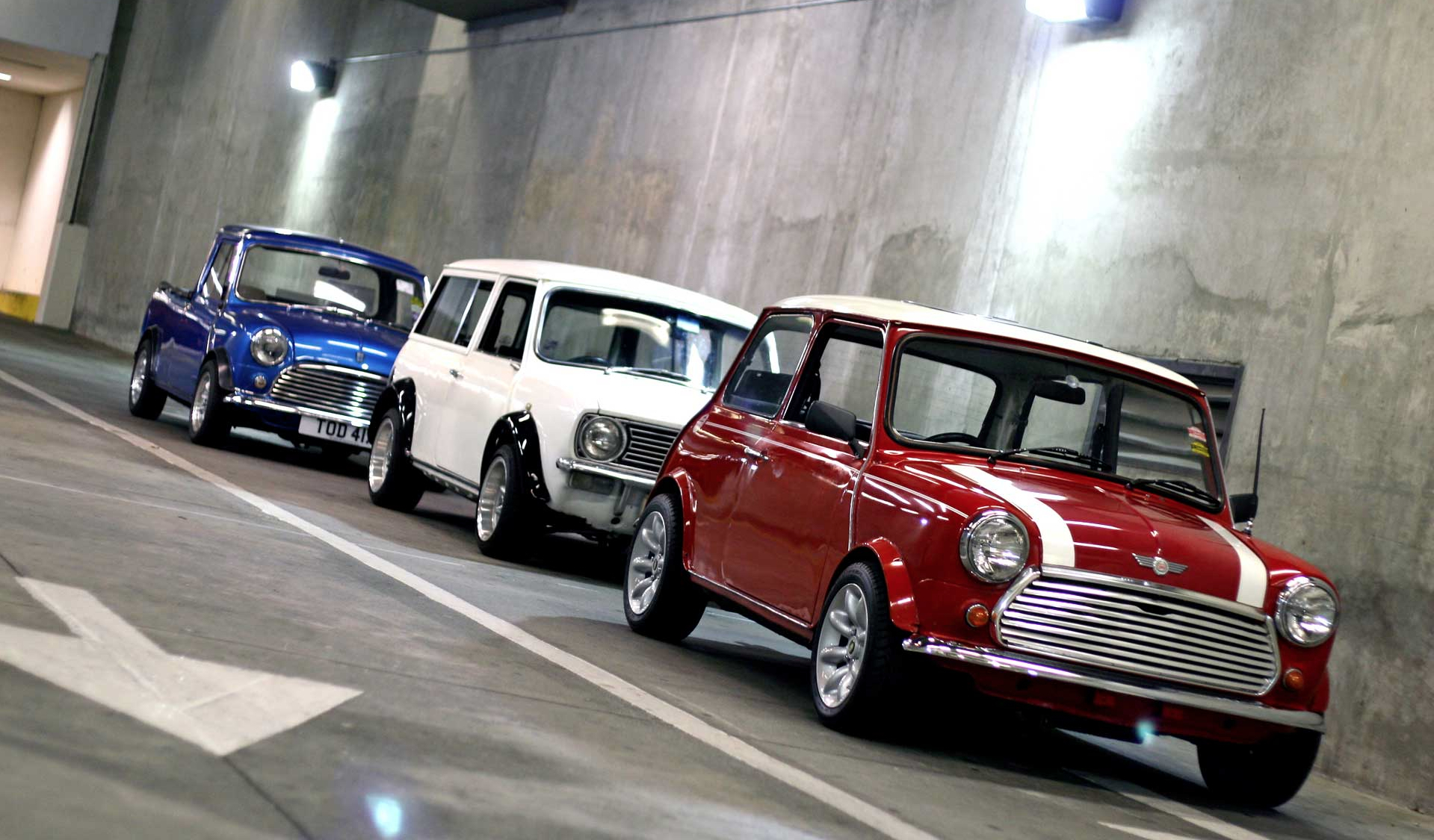 classic mini voted best british car of all time. Black Bedroom Furniture Sets. Home Design Ideas