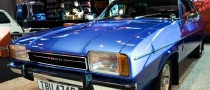 Classic Motor Show Welcomes Retro Cars