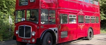 Classic Open-Top Double-Decker To Go Under The Hammer