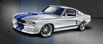 Classic Recreations Gets GT500 License