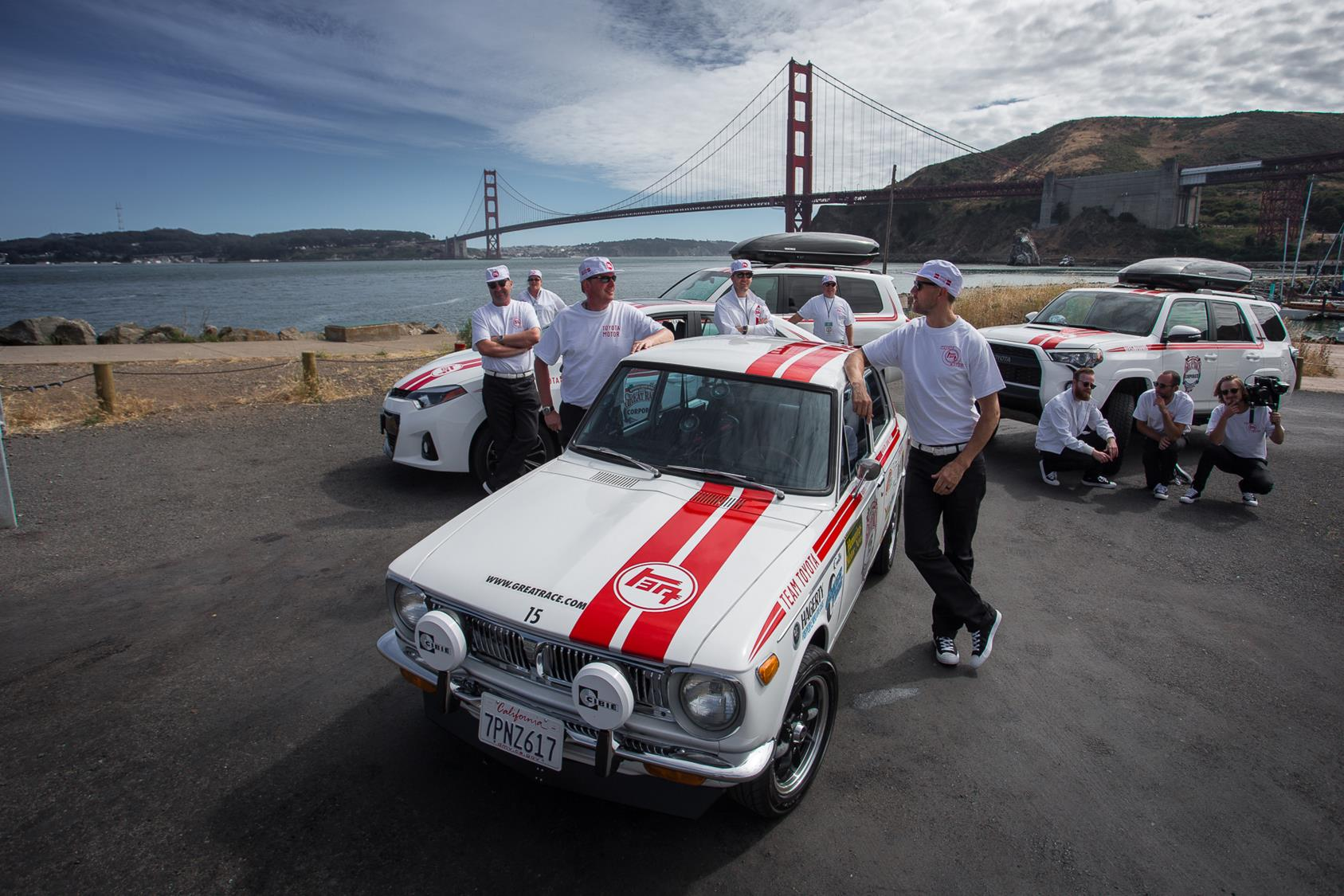 Toyota Enters Vintage Endurance Competition With First-Generation ...