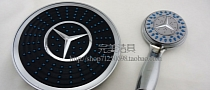 Classy Mercedes-Benz Shower Heads from China