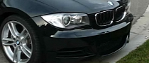 Clear European Headlights Install DIY for BMW E8x 1 Series