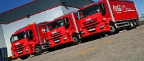 Coca-Cola UK's Trucks Get Bio-Power