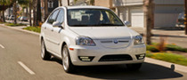 CODA Sedan Available For Rent in 2011
