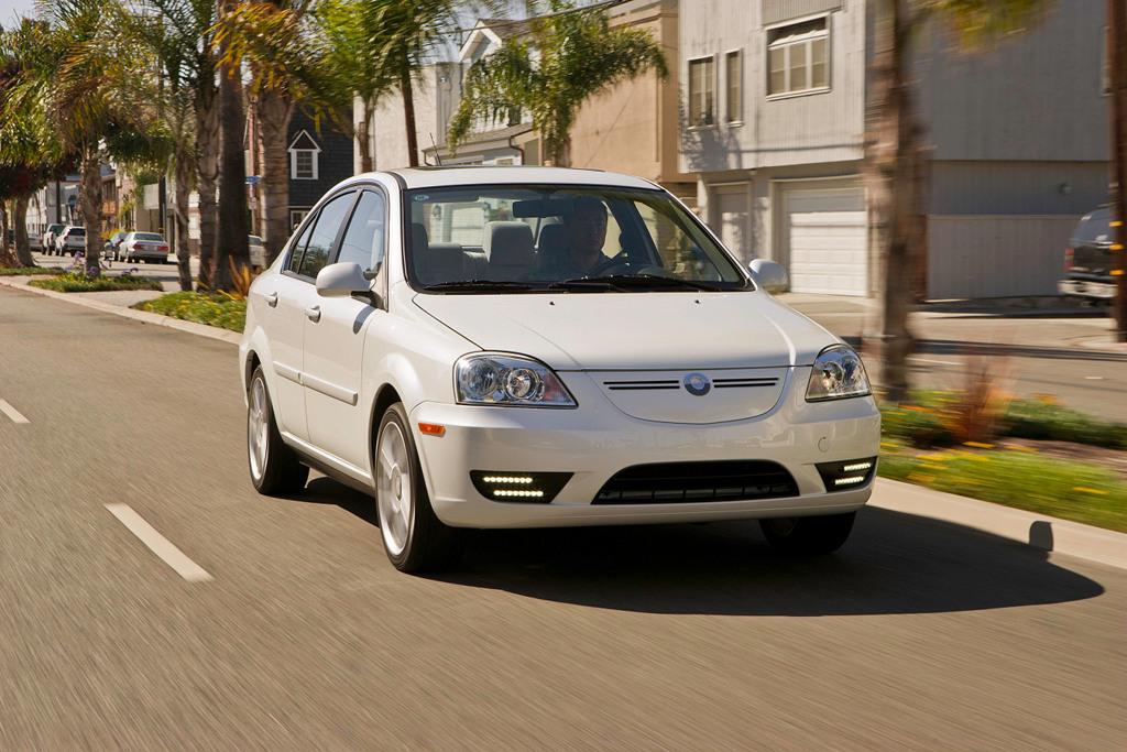 Coda sedan available for rent in 2011 autoevolution