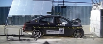Coda Sedan EV Only Gets 4-Star Crash Safety Rating from NHTSA [Video]