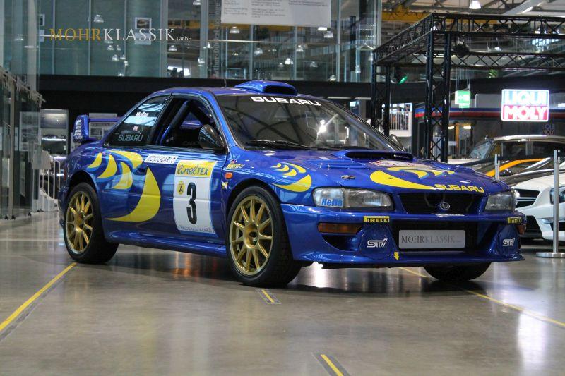 Cars For Sale Los Angeles >> Colin McRae's 1997 Subaru Impreza WRC Is for Sale - autoevolution