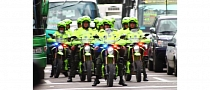 Colombian Police Go Electric with Zero Bikes