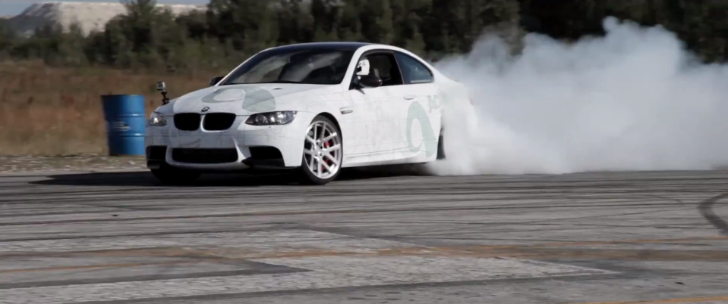 Come Play with the Tire Shredder: Autowerke's BMW E92 M3[Video]