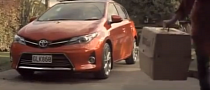 Commercial: Cat Intentionally Gets Injured to Ride in New Toyota Corolla [Video]