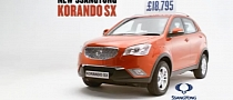 Commercial: SsangYong Korando Is Cheap [Video]