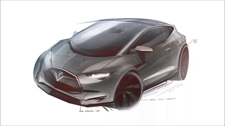 Compact Entry Level 3-Door Tesla? Yes, Please - autoevolution