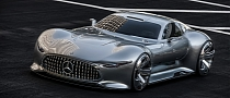 Company Wants to Build The Mercedes-Benz AMG Vision Gran Turismo [Photo Gallery]