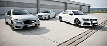 Comparison Test: BMW M6 Gran Coupe vs Audi RS7 vs Mercedes-Benz CLS63 AMG S