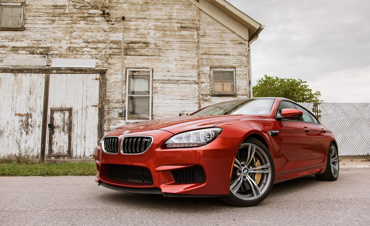 Competition Package BMW M5 And M6 Gran Coupe Test Drive