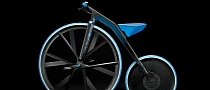 Concept 1865 Electric Bike Is Truly Gorgeous [Photo Gallery][Video]