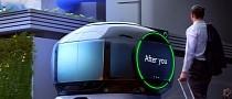 Concept Bubble Autonomous Pods Imagine a Future in Which Humans Reclaim the City
