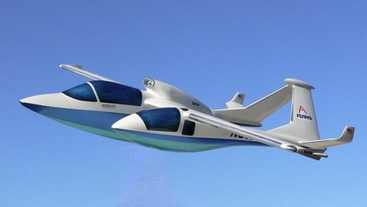Concept Plane Puts Passengers In Front Seats Micronautix