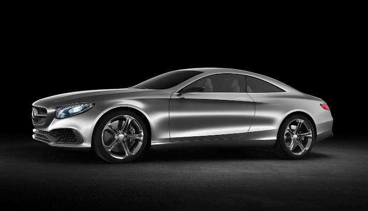 Concept S-Class Coupe Breaks Hearts – Official Info and Photo Gallery