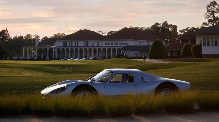 Pinehurst Concours d'Elegance to Be Held May 3-5